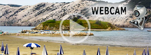 rab sziget lopar webcam webkamera